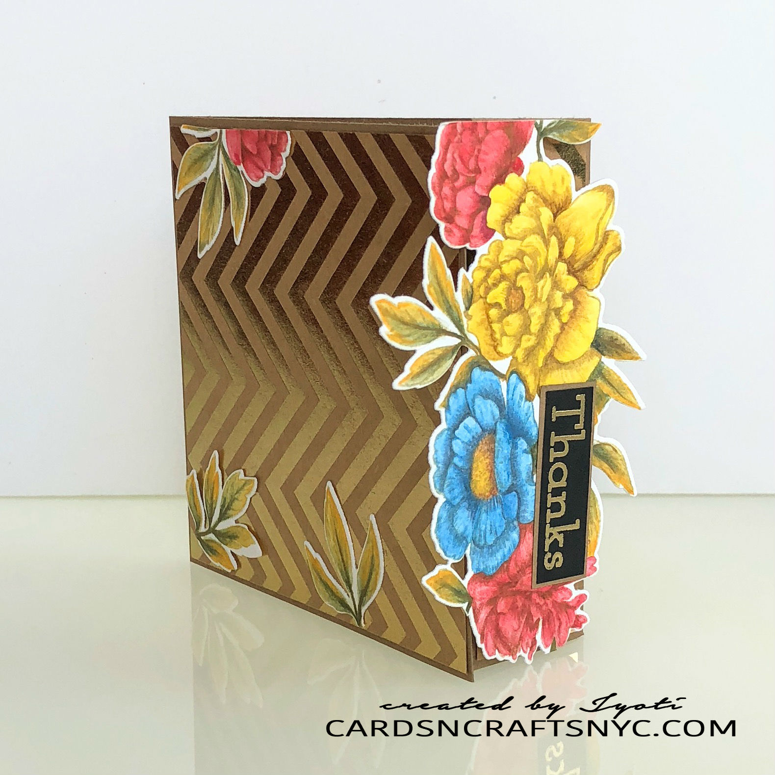 simon says stamp beautiful flowers 2